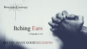 Itching Ears 2